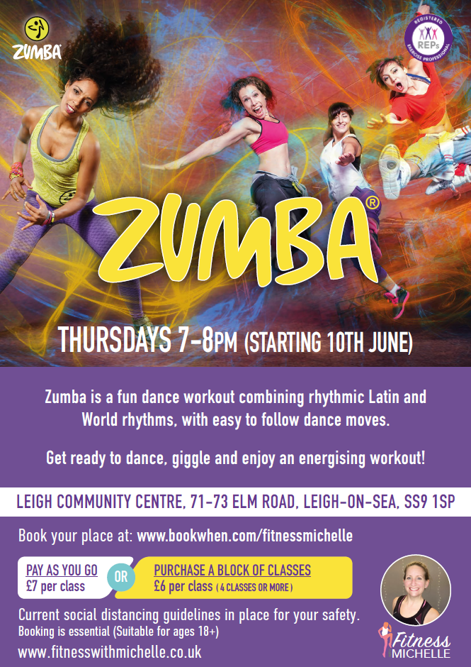 Zumba with Michelle