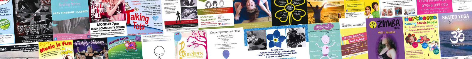 Classes at Leigh Community Centre